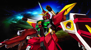 Justice Gundam 2.0 [Ver. JeT] by Chaos217