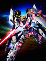 RX-0 Unicorn Gundam [Ver. JeT] by Chaos217