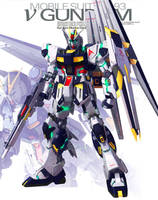 RX-93 Nu Gundam [Ver. JeT] by Chaos217