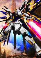 Strike Freedom PG [Ver. JeT] by Chaos217