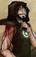 Tony Stark by Usagi-kit