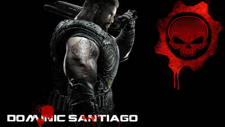 GoW3 Dominic Santiago by PunkMikeTaylor
