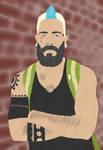 Aiden Francis Ferrentigo by PunkMikeTaylor