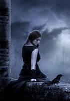 dark angel by jyotisworup-panda