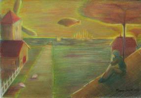 Summer Dream in Fantasy by StrawberriPaopuJuice