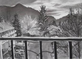 Landscape by StrawberriPaopuJuice
