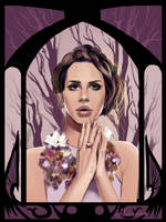 Miss Del Rey by Annfan