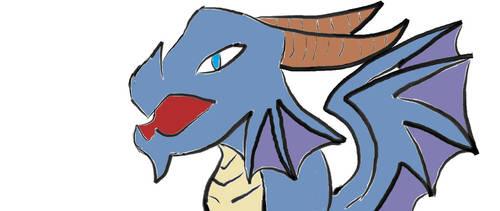 Baby Dragon by deadfromboredom