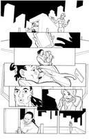 Turra: Gun Angel pg10 inks by alexzemke