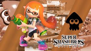 Super Smash Bros. Ultimate- Inkling by CrossoverGamer