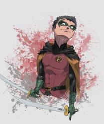 Son of Batman by Ptratux