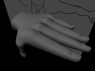 Hand2 by dmsnarf