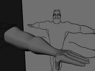 Hand3 by dmsnarf