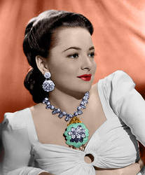 Olivia de Havilland by dmsnarf