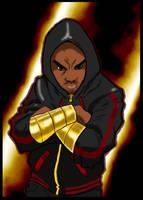Black Rapper by Ph0b0ss