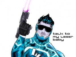 Lazer Lars by Ph0b0ss