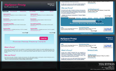 YouByPass.com by designcode