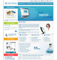 Template Portal by designcode