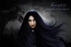 Awake In The Dark by marphilhearts