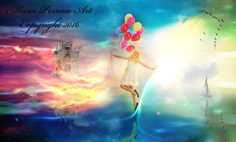 Fantasy Dreams by marphilhearts