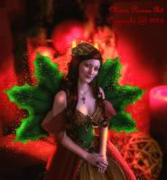 Christmas Fairy by marphilhearts