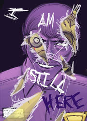 I Am Still Here by SammyTheDoodler