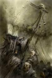 Lord Skrolk by GreatJester
