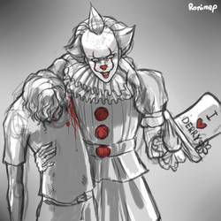IT Chapter 2 after the festival by Ronimep