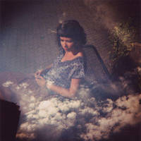 holga 9 in the clouds by smurphetta
