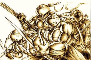 ready to throwdown by zenwarrior999