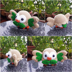 Rowlet Contest Entry by NVkatherine