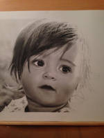 Anaya Cambpell pencil drawing stage 10 by SamanthaMessias