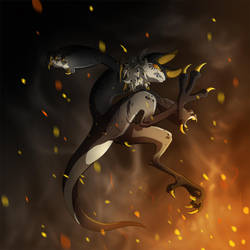 Grem2 DTA - Smoke Spark entry 1 by Qvi