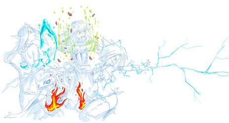 TFoK doodle 2 by Qvi