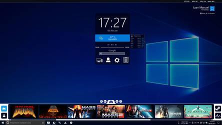Windows 10 Creators update by JUANMAS7ER