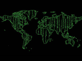 matrix world 001 by systemaddikt