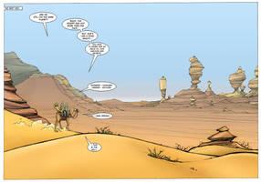 Kalyber Joe - Part 5 page 6-7 by Kalyber