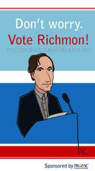 Vote Richmon portrait by Kalyber
