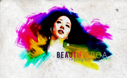 Boa by RETROglamour89