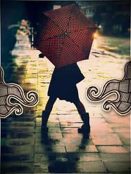 Rain fugutive - Yagmur Kacagi by sakiryildirim