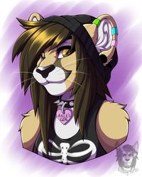 Cougar!Blitzy by Blitzy-Arts