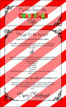 MEI'S ANNUAL CHRISTMAS RAFFLE - CLOSED by AsakuraMei