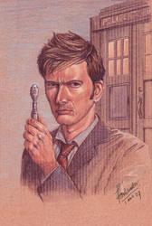 Dr... Who? by DarthFar