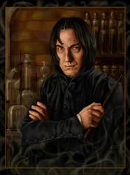 Ten Points from Gryffindor by DarthFar