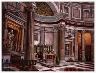 Pantheon by DarthFar
