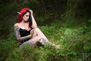 Starfucked - Darkelf 02 by Kopp-Photography