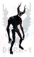 Dark 1 3d by Xiperius