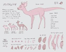 mithwyn species guide by txpir
