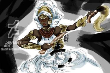 Iansa Igbale 2 by Oradine