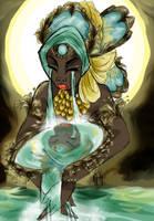 Oxum Kare by Oradine